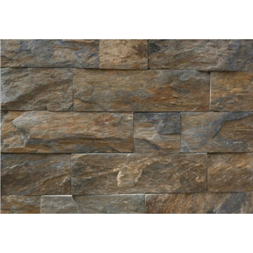 Kamień Elewacyjny Łupany Naturalny