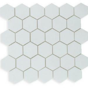 Biały Heksagon